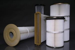 Патронные фильтры для систем аспирации