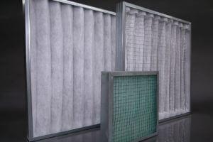 Воздушные панельные фильтры