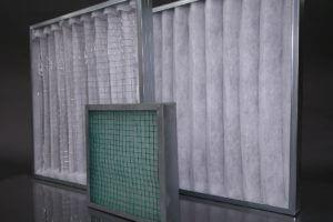 Панельные фильтры для воздуха
