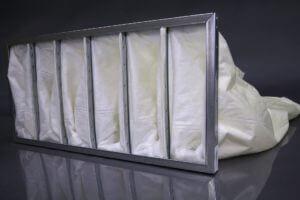 Воздушные фильтры карманного типа