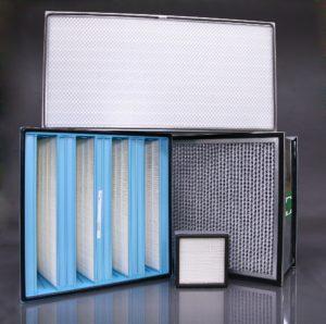 производство кассетных фильтров