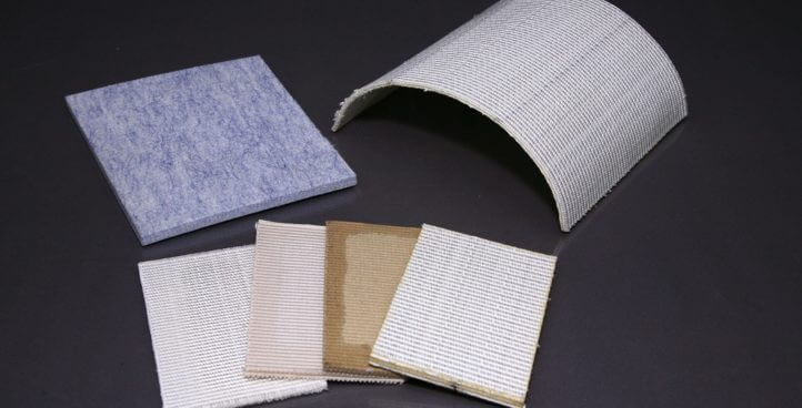 Ткани для аэрожелобов