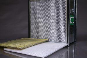 Фильтр воздуха для окрасочной камеры