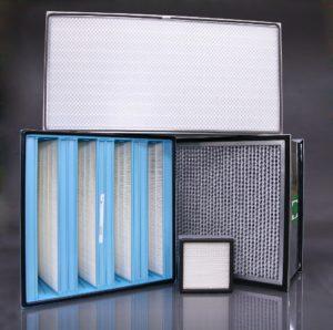 фильтр для окрасочных и окрасочно-сушильных камер