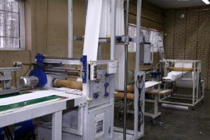 Производство воздушных фильтров