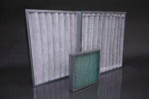 Первичные фильтры для вентиляционных систем