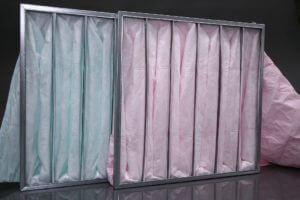Промышленные фильтры для очистки воздуха