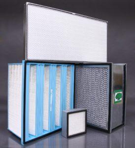 фильтры для особо тонкой очистки воздуха