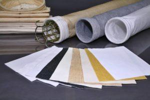 Материалы рукавных фильтров для металлургической промышленности