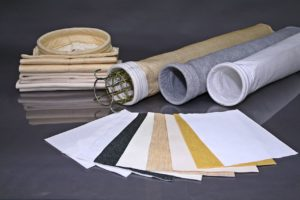 Рукавный фильтр и материал для систем пылеудаления