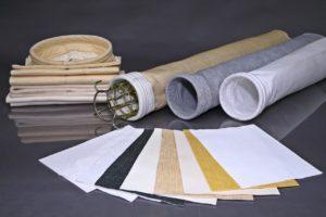 Материал фильтрующих рукавов для цементной промышленности