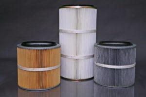 Картриджные патронные фильтры для сварки