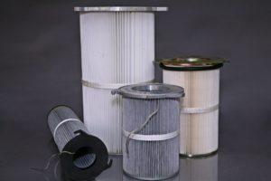 Сменный фильтр картридж для дробеструйной камеры