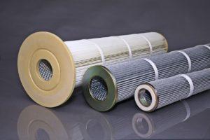 Патронный фильтр для систем пылеудаления