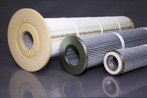 Патронные фильтры для цементной промышленности