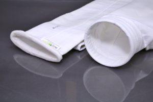 Нетканый материал для фильтровального рукава для химической промышленности