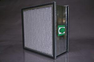 Высокотемпературные фильтры для энергетической промышленности