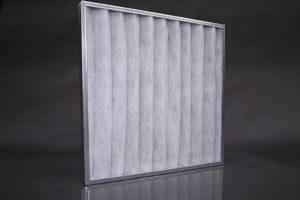 Панельные (кассетные) фильтры для энергетической промышленности